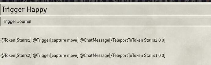 TeleportToToken Issue4