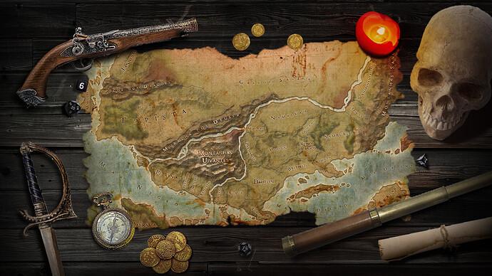 The Forge background image - Grimório do mestre